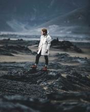 Rains Long jacket 4